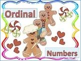 Ordinal Numbers-Vocabulary Development Cards