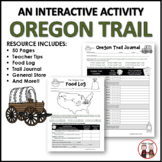 Oregon Trail Activity and Game