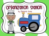 Organization Station  Guide to Organizing Your Classroom
