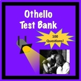 Othello Common Core Test Bank 100 Questions