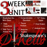Othello Unit Common Core Aligned