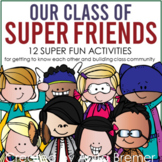 Our Class of Super Friends!