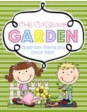 Garden Theme Pack