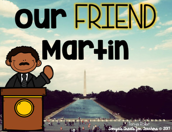 Our Friend Martin-an mlk unit