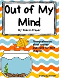 Out of My Mind Comprehension Questions