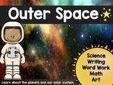 Outer Space Unit Plan