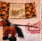 Over the River and Through the Woods Story Bag