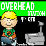 Overhead Station for 4th Qtr