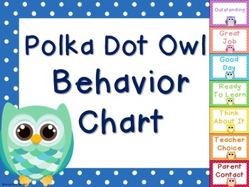 Owl Behavior Chart 2