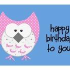Owl Birthdays