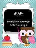 Owl Themed QAR Posters