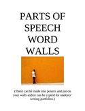 PARTS OF SPEECH WORD WALL CHARTS