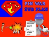 Super PE Game - PE SUB PLAN