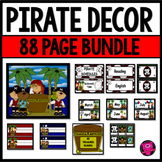 PIRATE DECOR / PIRATE COMPLETE CLASSROOM SYSTEM