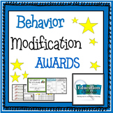 POSITIVE AWARDS FOR  BEHAVIOR MODIFICATION - certificates,