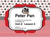 POWERPOINT LESSON, Peter Pan, Module 3a, Unit 2, Lesson 5