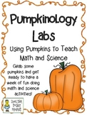 PUMPKINOLOGY LABS (Set of 8): Using Pumpkins to Teach Math