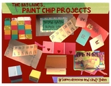 """Paint-Chip Projects"" Mini-Unit by The Bag Ladies!!"