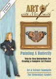 Painting a Butterfly - DVD