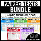 Paired Texts - BUNDLE