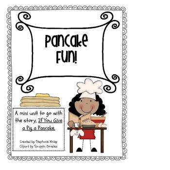 Pancake Fun - Pig a Pancake - Compound Words, Fantasy/Real