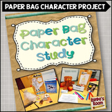 Paper Bag Character Study