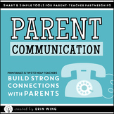 Parent Communication Pack