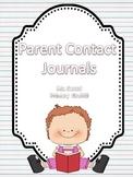 Parent Contact Journal