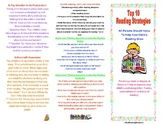 Parent Resource- Top 10 Reading Strategies All Parents Sho