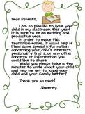 Parent Survey Set