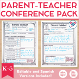 Parent Teacher Conference MEGA Pack!