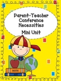 Parent-Teacher Conference Mini Pack