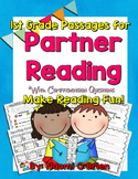 Partner Reading & Comprehension Questions