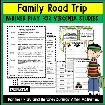 Partner Script:  Family Road Trip