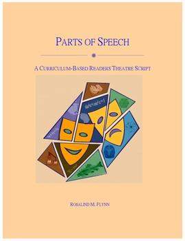 Parts of Speech Readers Theatre Script