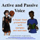 Passive and Active Voice Power Point