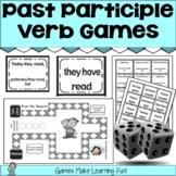 Past Tense Verb Games - Past Participle