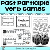 Past Tense Verb Games - Past Participle