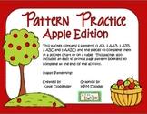 Pattern Practice-Apple Edition