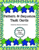 Pattern & Sequence Task Cards