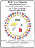 General Math: Booklet 5 Geometric Formulas, Linear Functio
