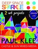 Paul Klee Castle & Sun Art Project