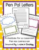 Pen Pal Letter Pack