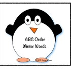 Penguin ABC Order Cards