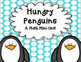 Penguin Math Mini Unit