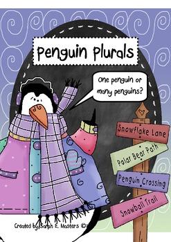 Penguin Plurals - Exploring Plural Nouns with Game