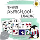 Penguin Preschool Language