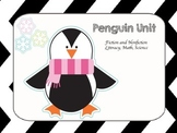 Penguin Unit - Literacy, Math, Science