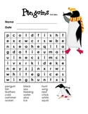 Penguin-Word Search
