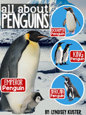 Penguins {A Complete Nonfiction Resource!}